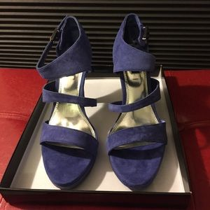 White House Black Market open toe Sandals (10) NWT